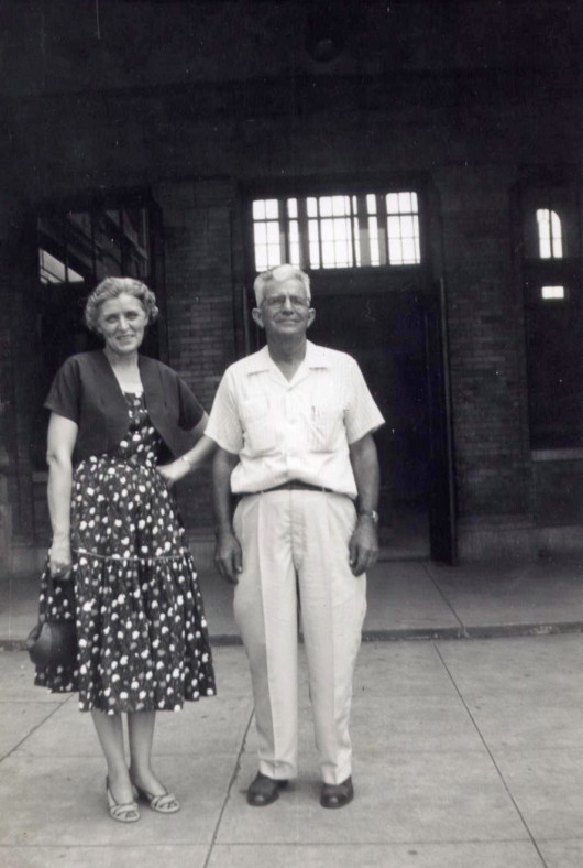 Earl and Edna Higginbotham