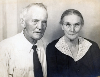 Harley and Janie Giles Davis