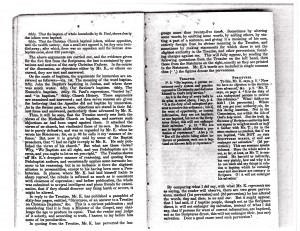 A Review of the Controversy on Baptism - Page 6 and 7