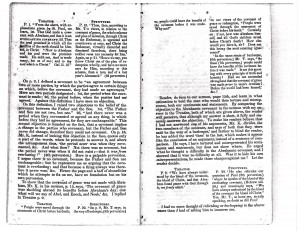 A Review of the Controversy on Baptism - Page 8 and 9