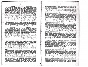 A Review of the Controversy on Baptism - Page 10 and 11