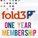 fold3 giveaway