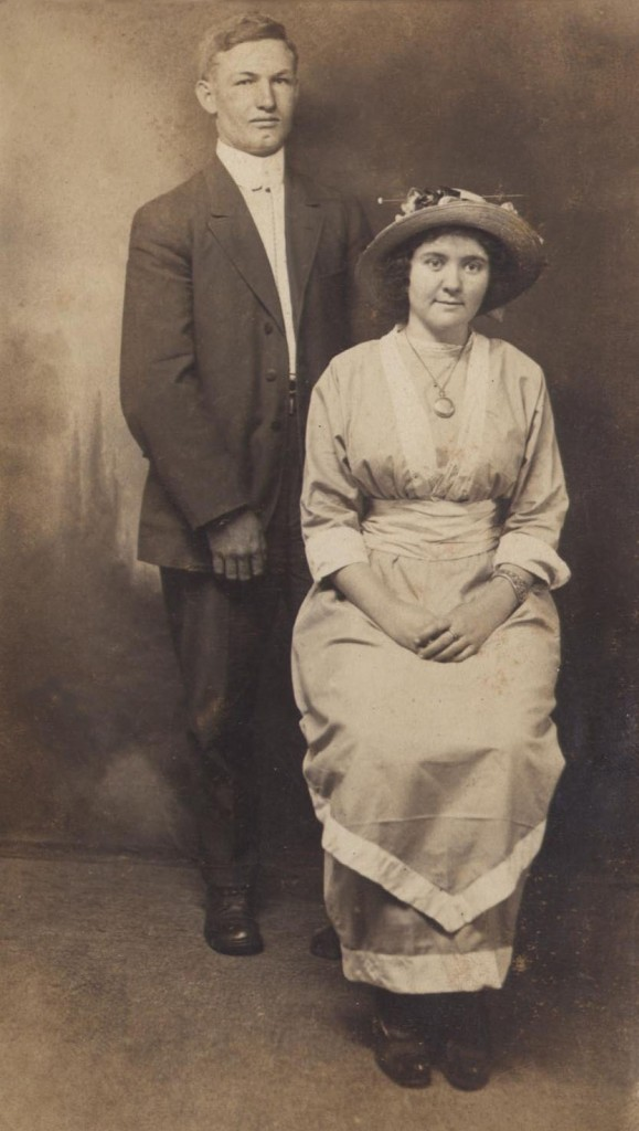 Walter and Osa Alexander Sloan