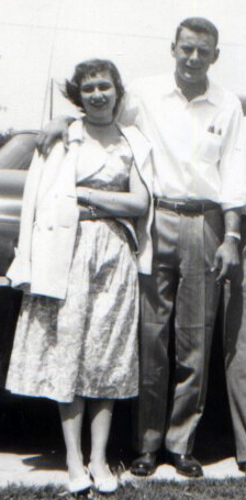Mom and Dad - early 50's