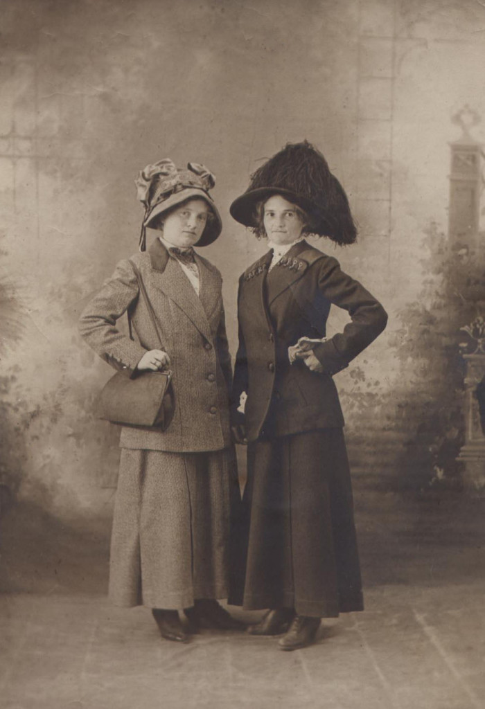 Daisy Missildine and Wevie Anderson Ball