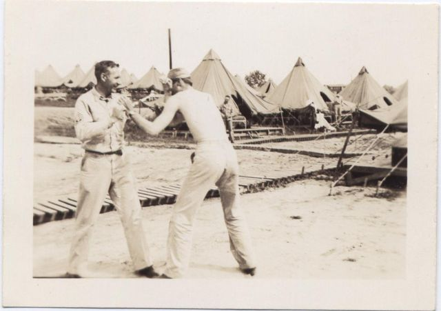 Sparing - the 146th Engineer Combat Battalion WWII