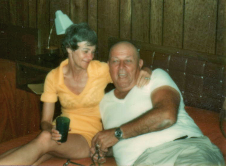 Bill and Mary Parks