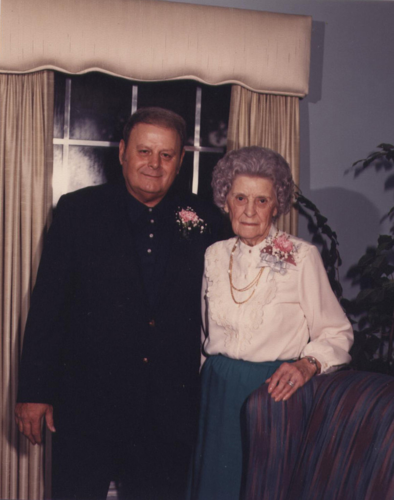 Rufus Higginbotham and Edna Harris Higginbotham