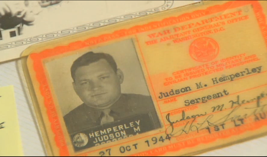 Saving Lives in World War II, Judson M Hemperley