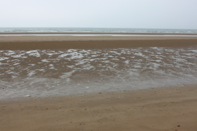 View From Dog White, Omaha Beach, Normandy France