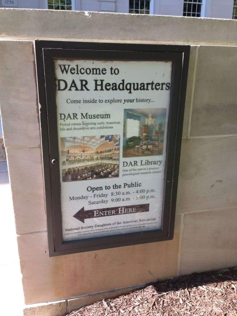 DAR Headquarters