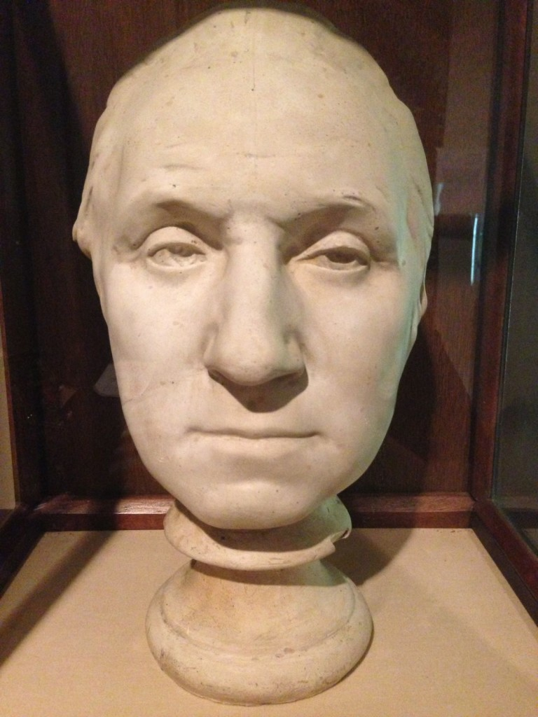 Life Mask of George Washington DAR