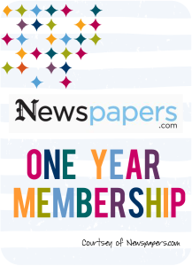 Newspapers.com membership