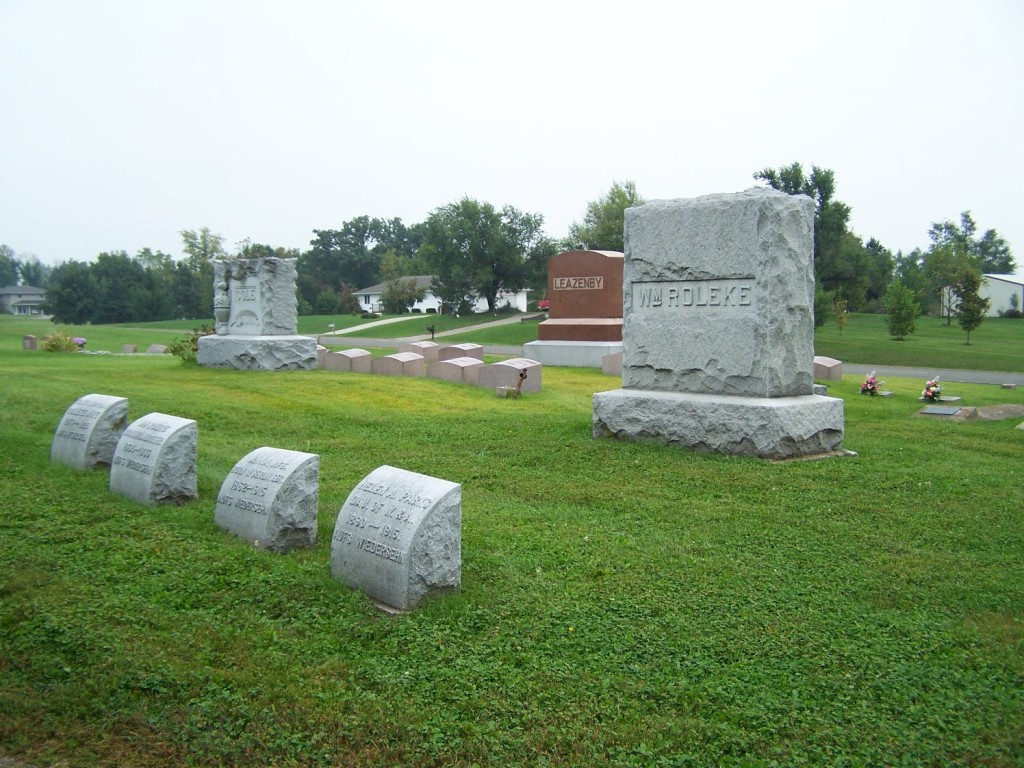 William Roleke Family Cemetery Plot