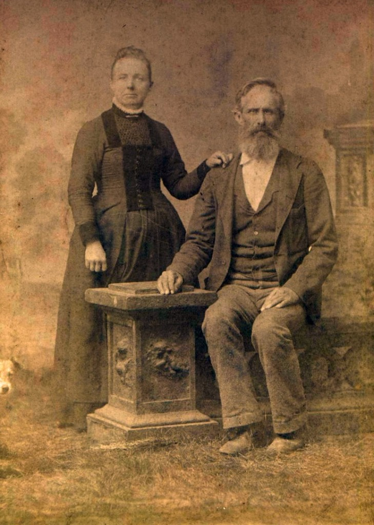 Rufus and Margaret Higginbotham