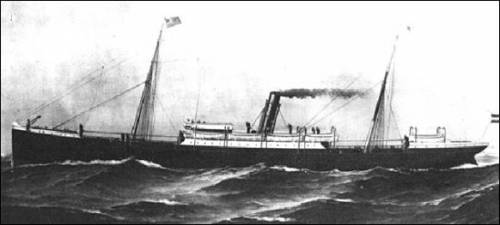 Steam Ship Bohemia