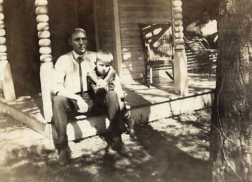 J.T. and Bill Parks