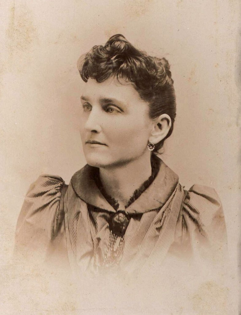 Mary George (Hooker) Herring Bickley