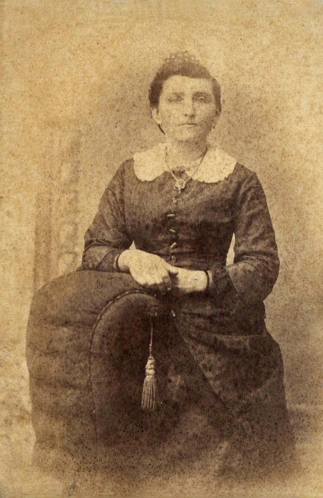 Mary George (Hooker) Herring