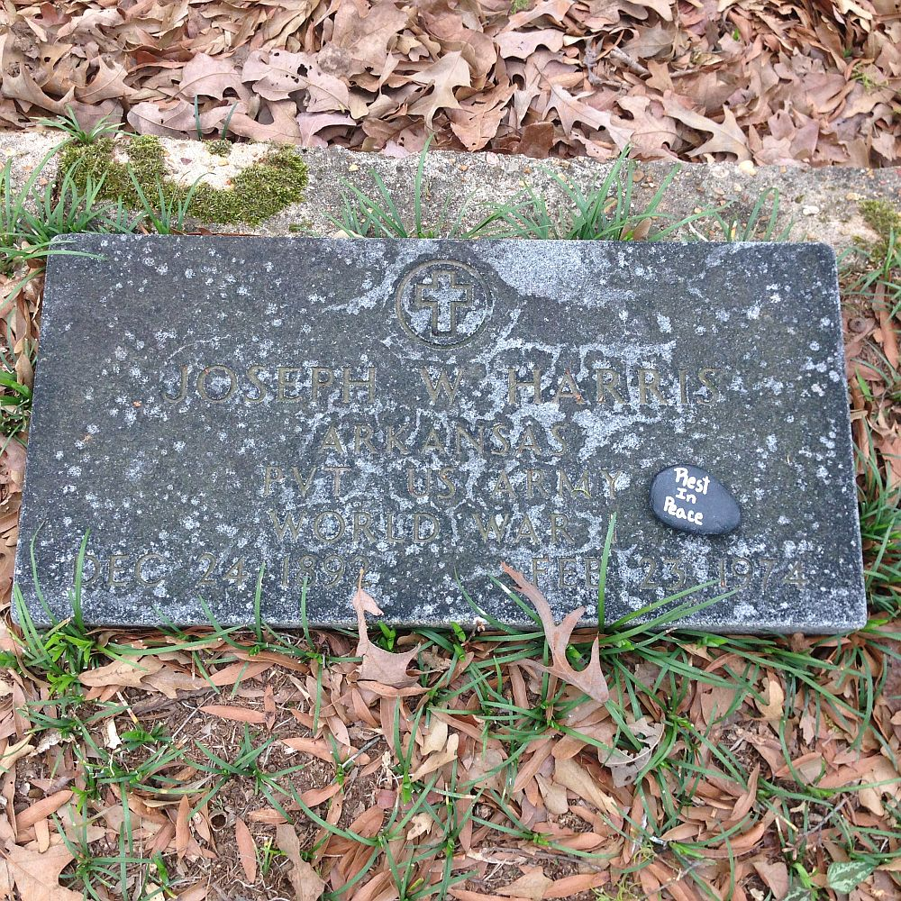 Uncle Doc's Headstone